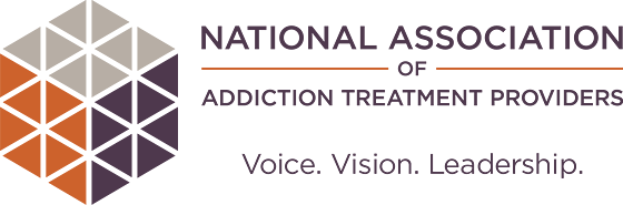 National Association of Addiction Treatment Providers. Voice. Vision. Leadership.